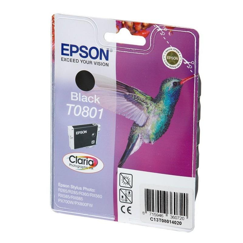 Epson T0801 BK