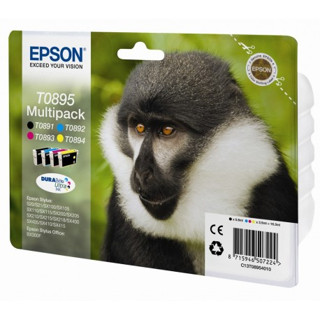 Epson T0895 Pack
