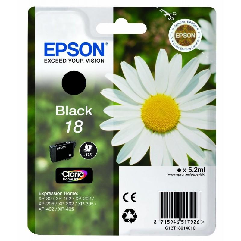 Epson T1801 BK