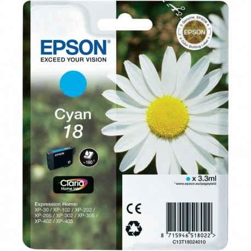 Epson T1802 C