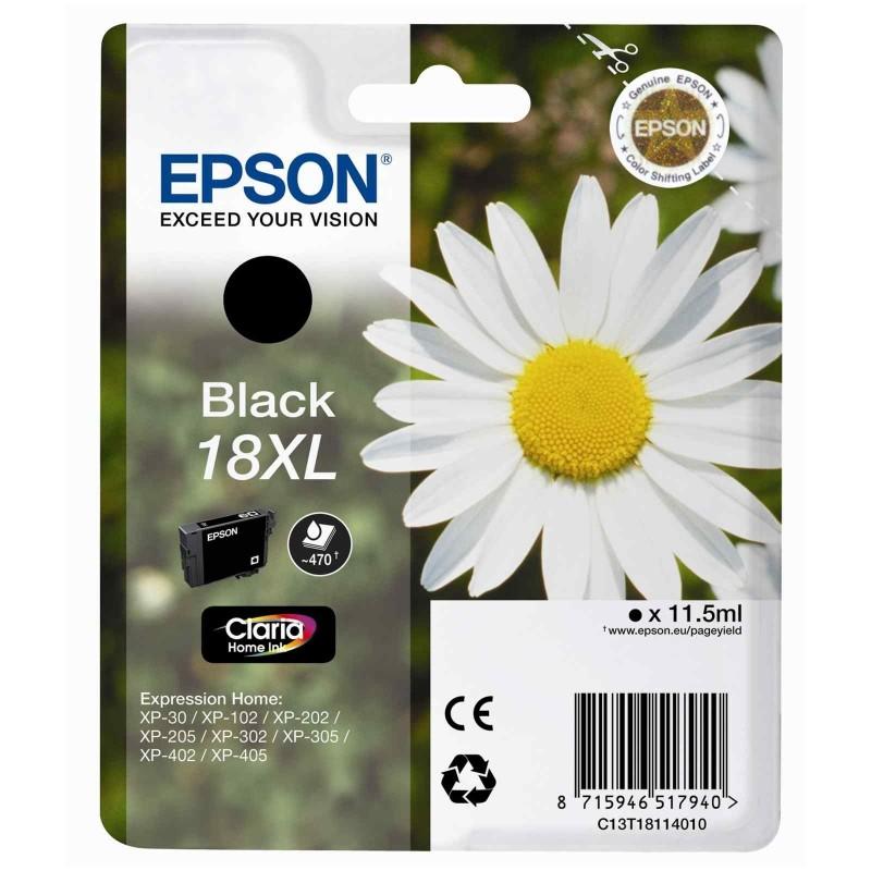 Epson T1811 BK XL