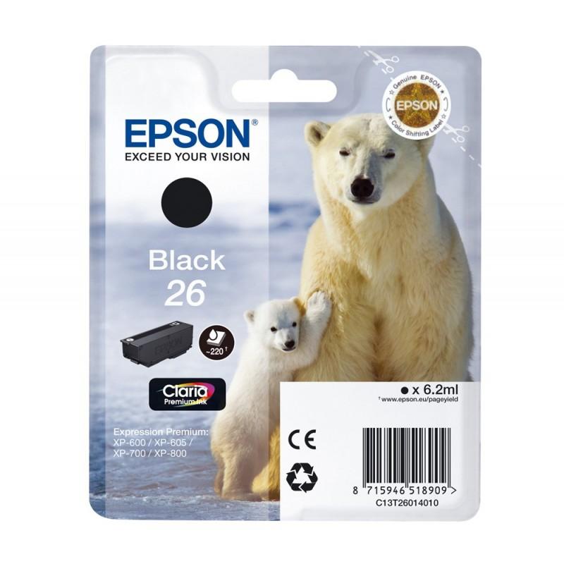 Epson T2601 BK