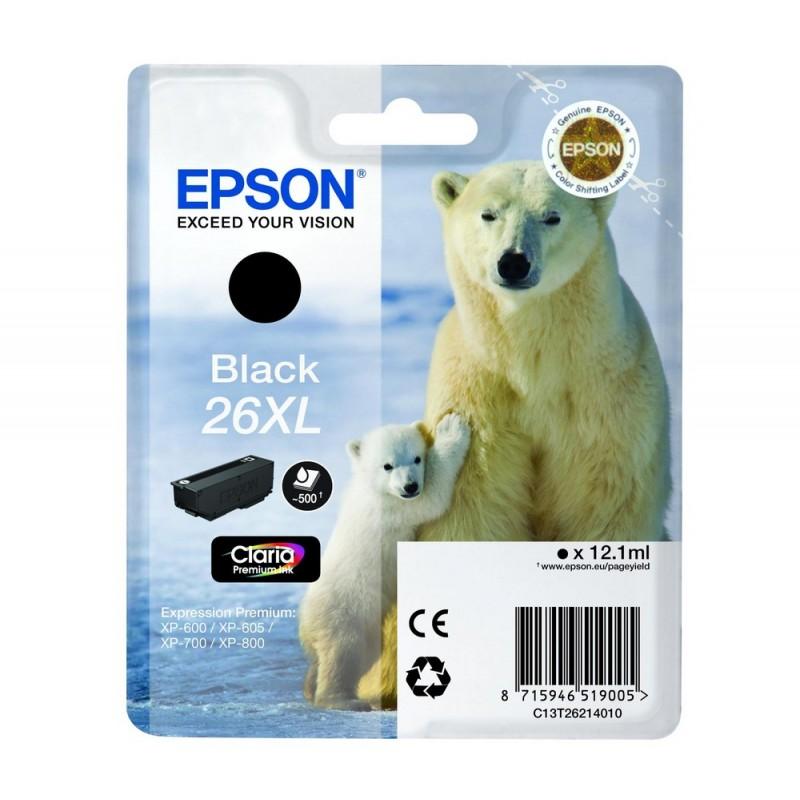 Epson T2621 BK XL