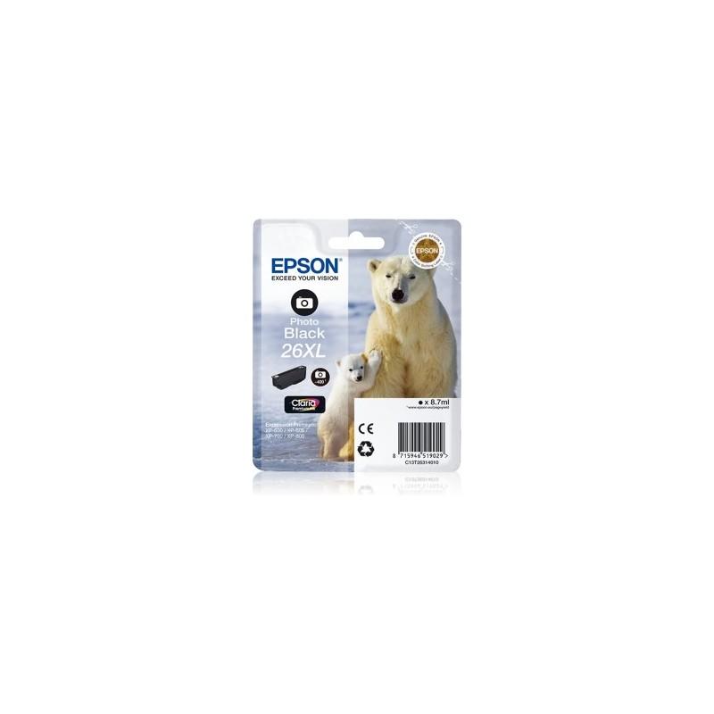 Epson T2631 PHBK XL