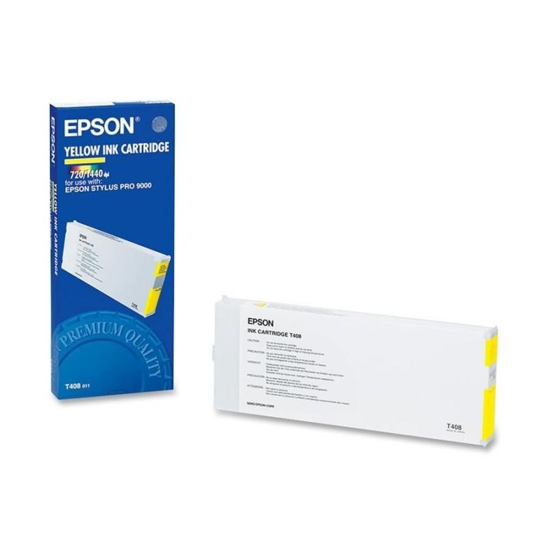 Epson T408 Y