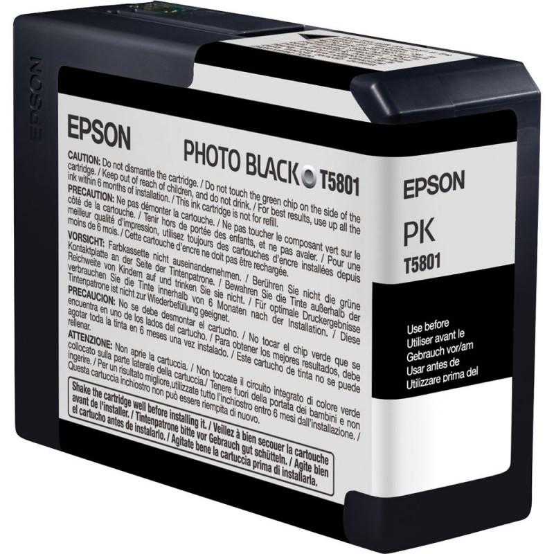 Epson T5801 BK
