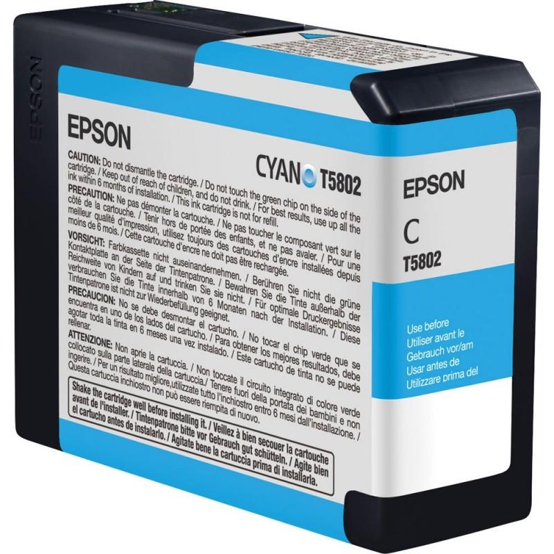 Epson T5802 C