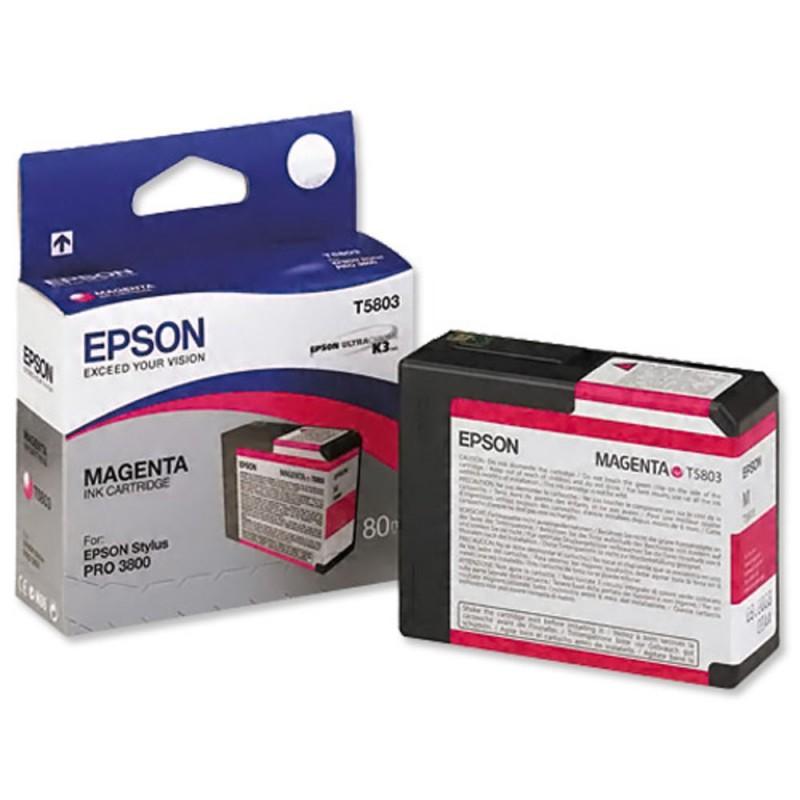 Epson T5803 M