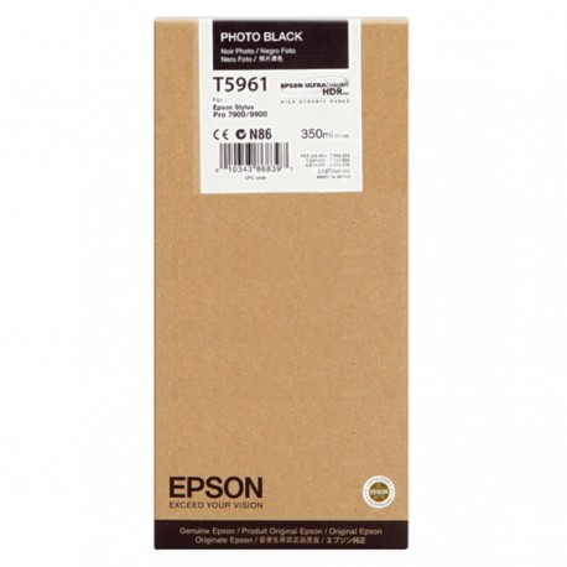 Epson T5961 BK