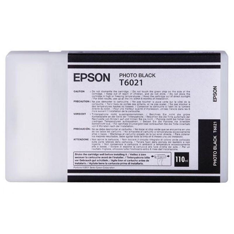 Epson T6021 BK