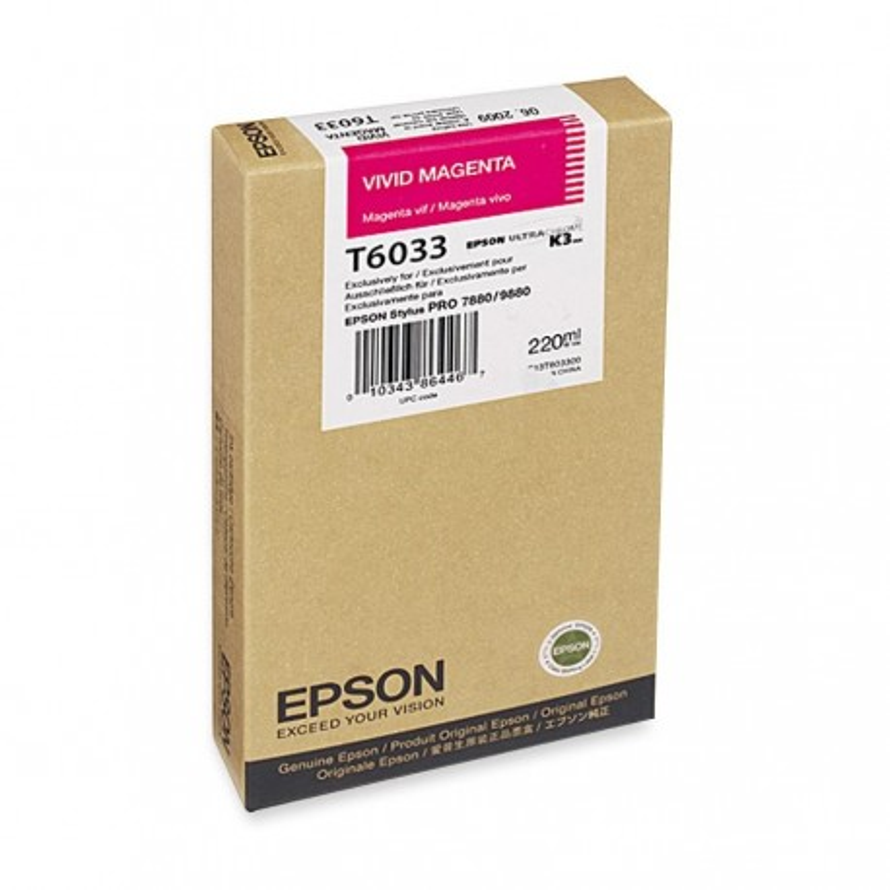 Epson T6033 M XL
