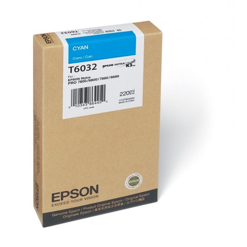 Epson T6032 C XL