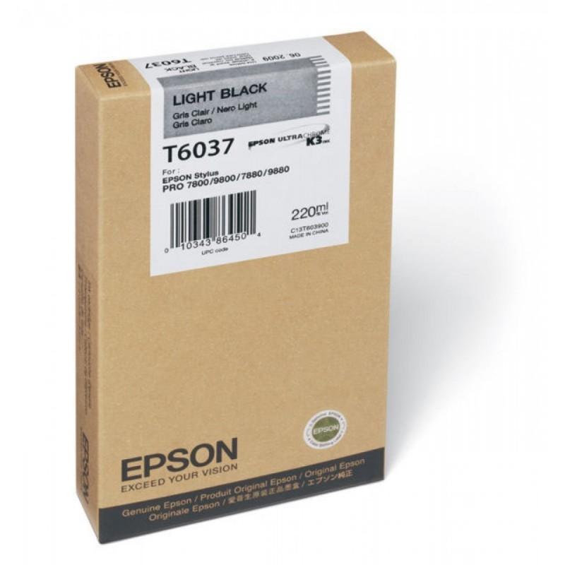 Epson T6037 GY XL