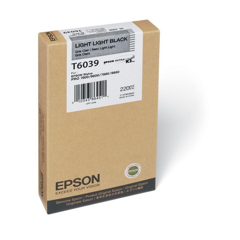 Epson T603 LGY XL
