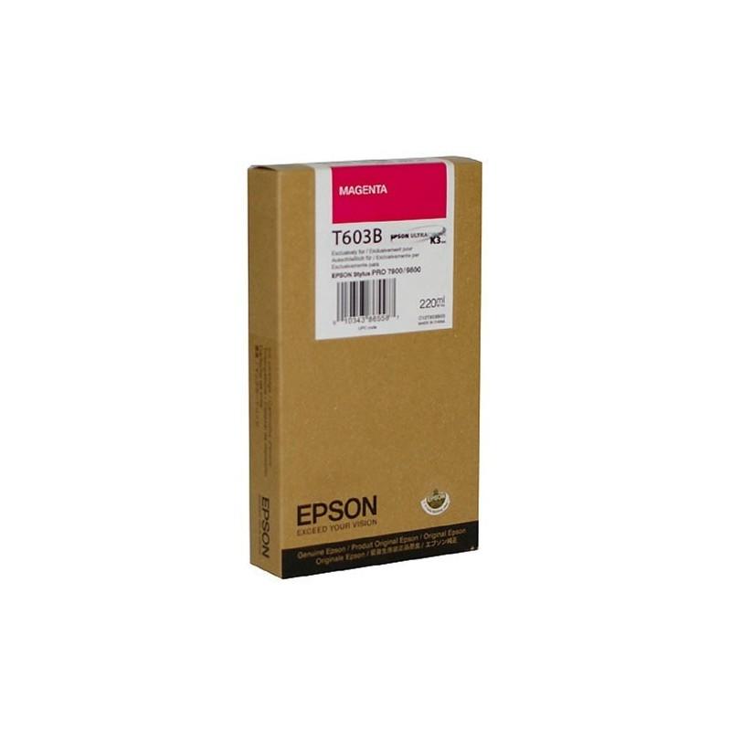Epson T603B M XL