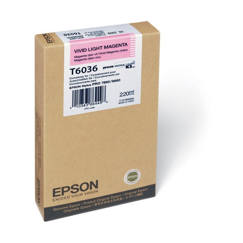 Epson T603C LM XL