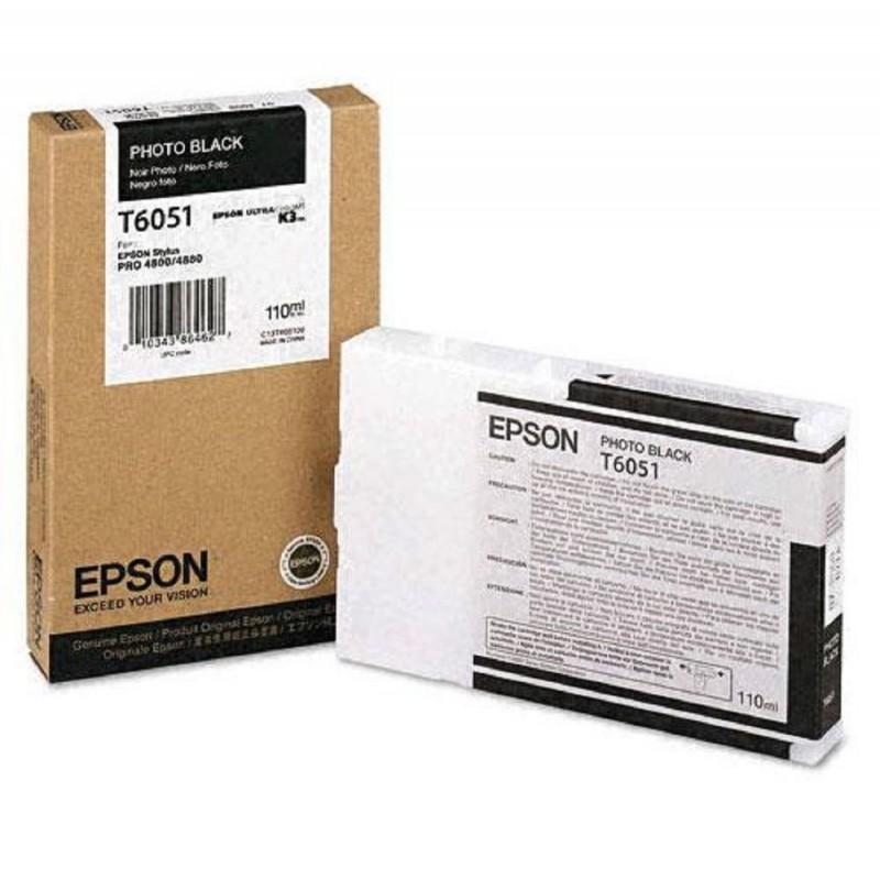 Epson T6051 BK