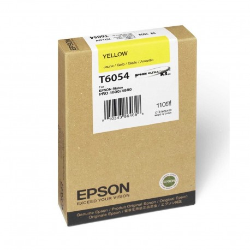 Epson T6054 Y