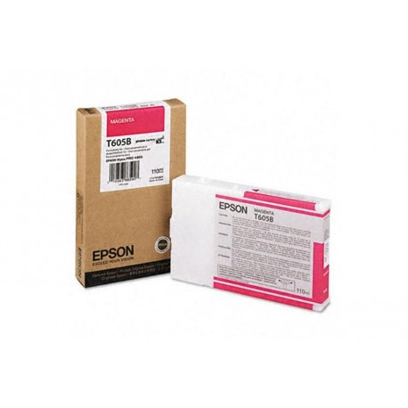 Epson T605B M