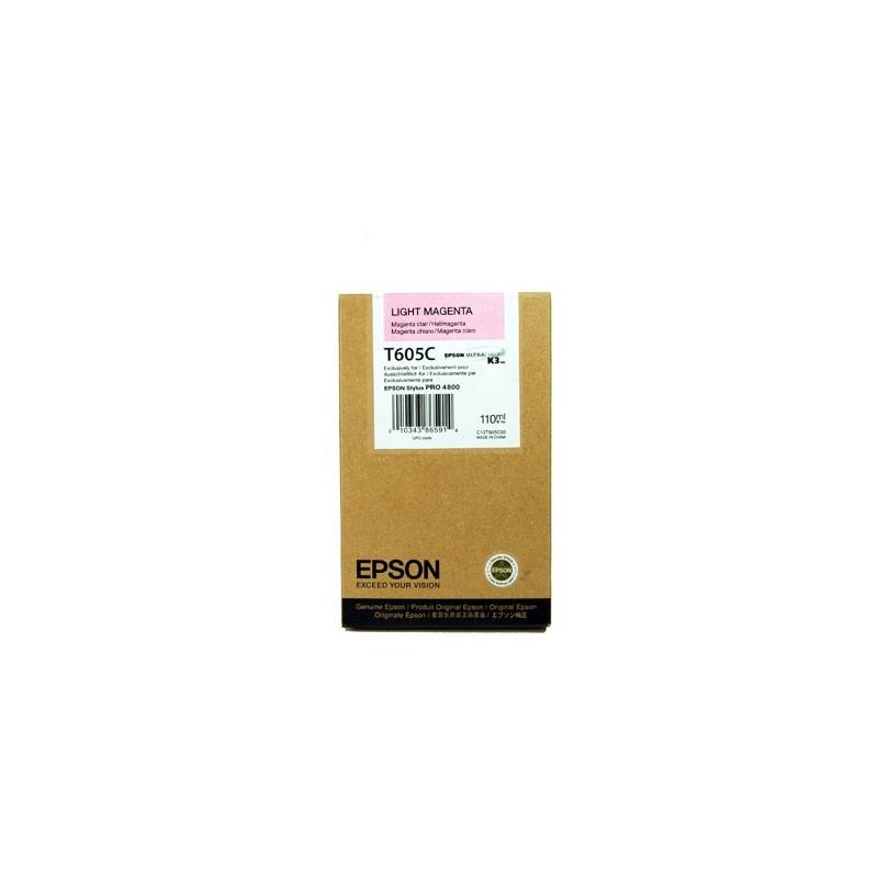 Epson T605C LM