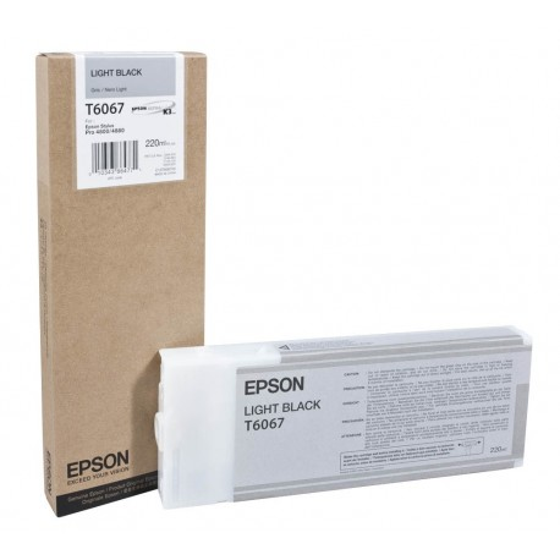 Epson T6067 GY XL