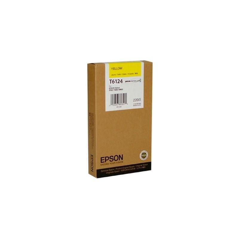 Epson T6124 Y XL