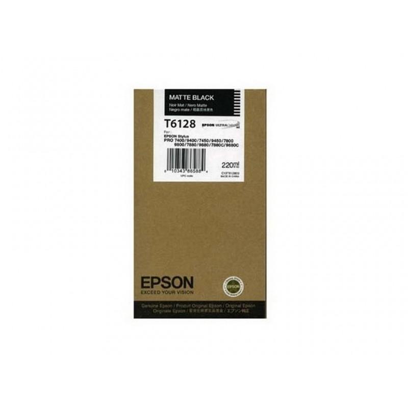 Epson T6128 MBK XL