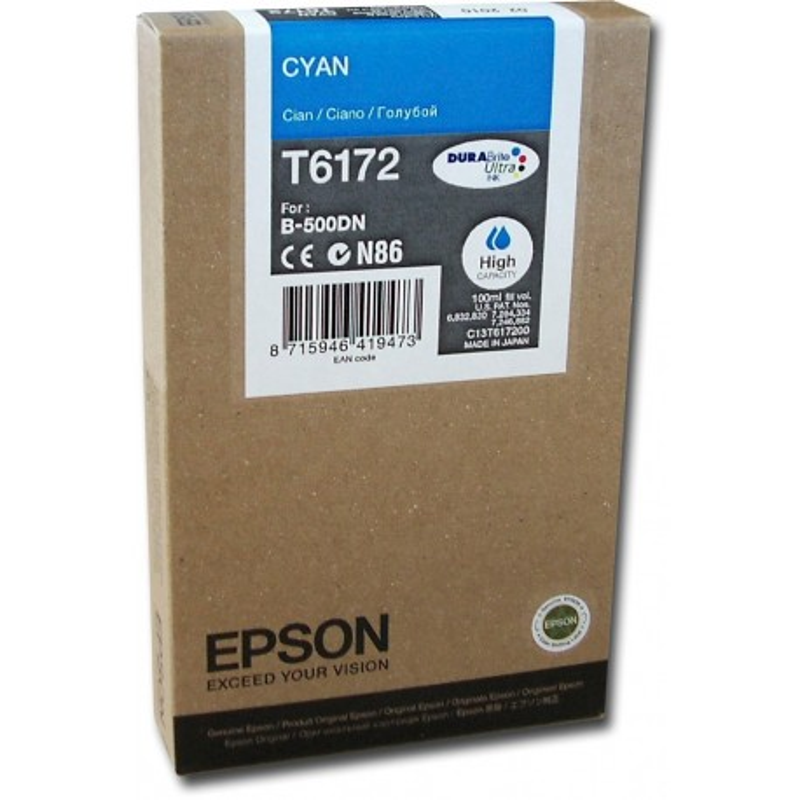 Epson T6172 C XL