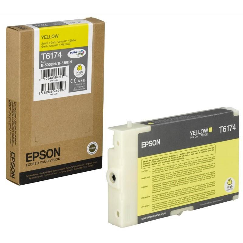Epson T6174 Y XL