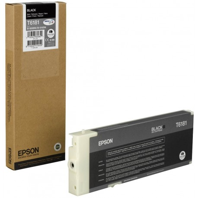 Epson T6181 BK XL