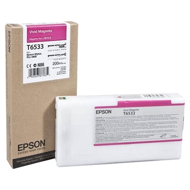 Epson T6533 M