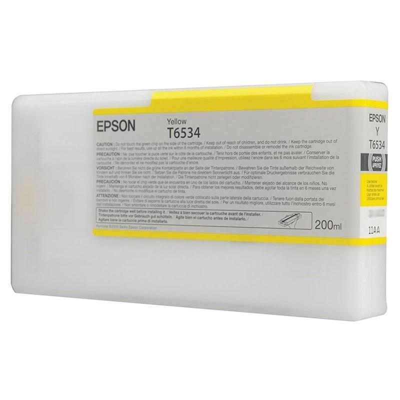 Epson T6534 Y
