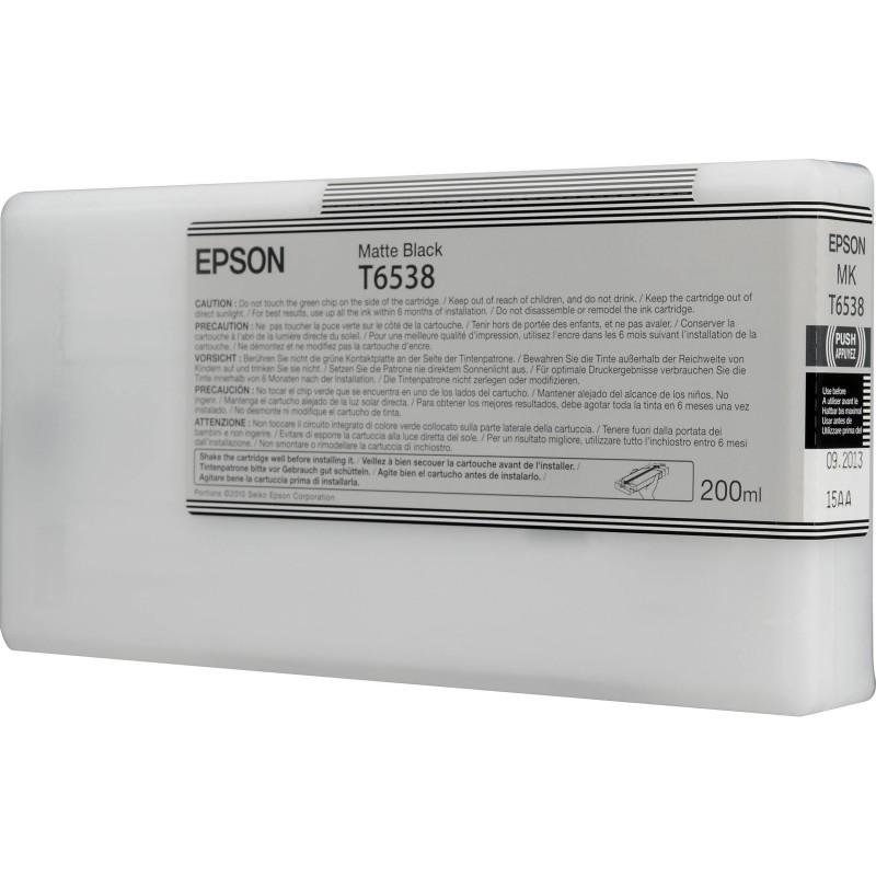Epson T6538 MBK