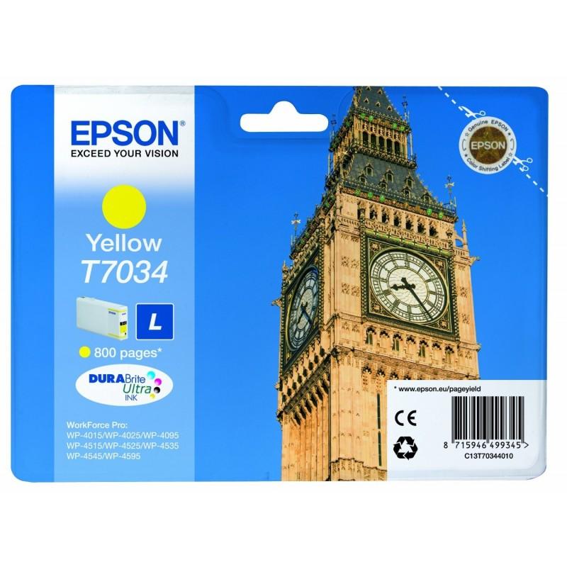 Epson T7034 Y