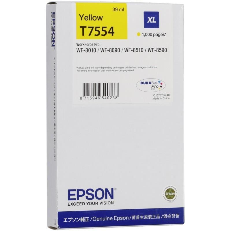 Epson T7554 Y XL