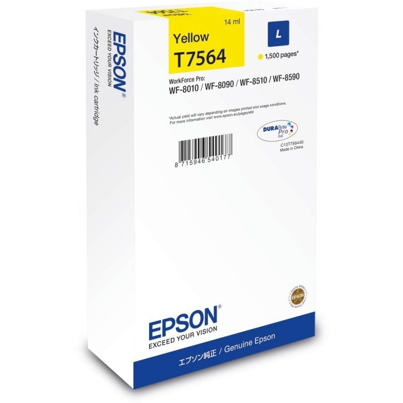 Epson T7564 Y