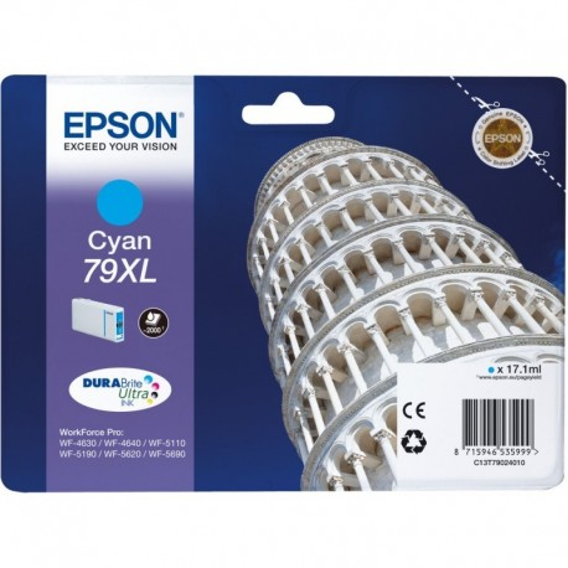 Epson T7902 C XL