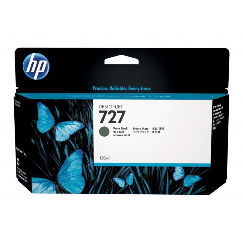 HP N727 MBK XL