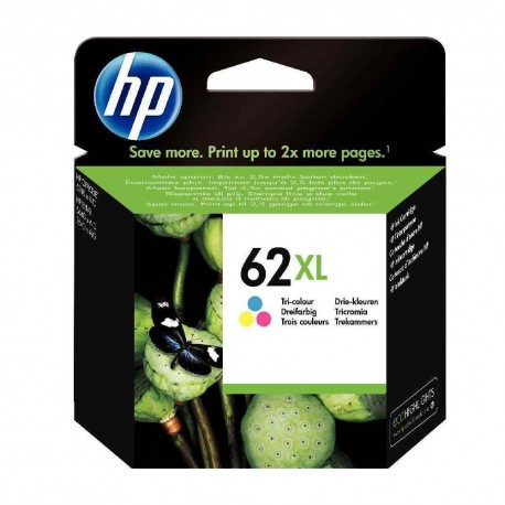 HP N62 XL Cor