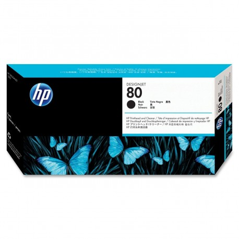 HP N80 BK