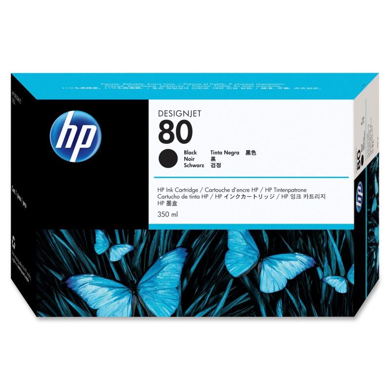 HP N80 BK XL