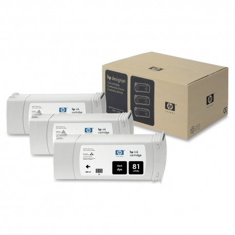 HP N81 BK