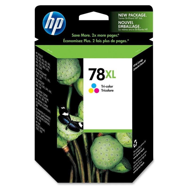 HP N78A Cor