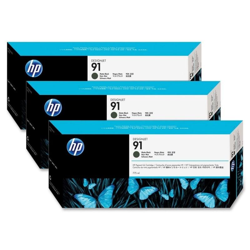HP N91 MBK Pack