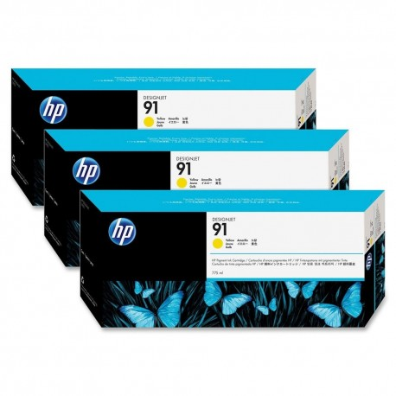 HP N91 Y Pack