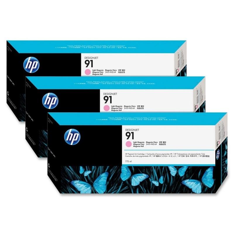 HP N91 LM Pack