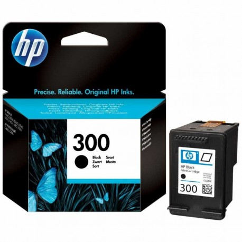 HP N300 BK