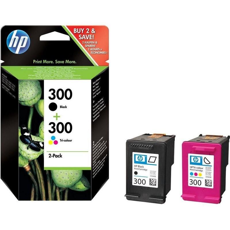 HP N300 Pack