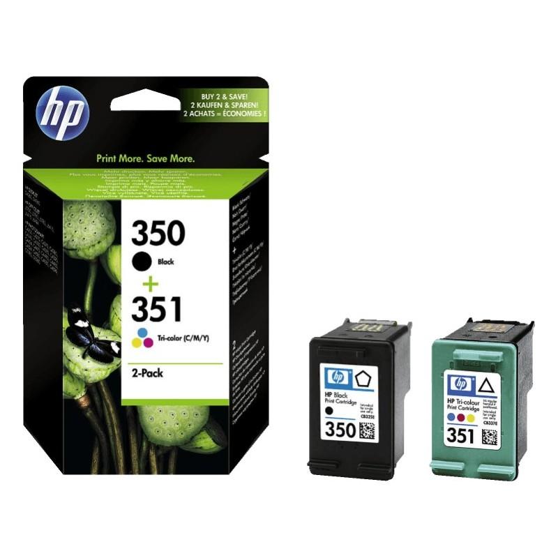 HP N350/351 Pack