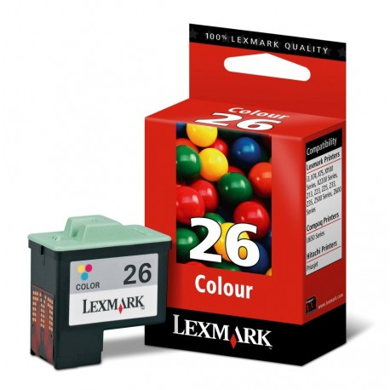 Lexmark N26 Cor